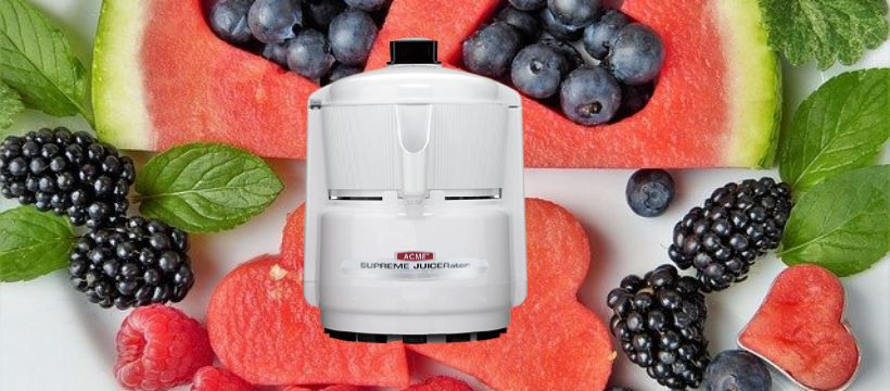 Acme Juicerator Juicer Extractor Review
