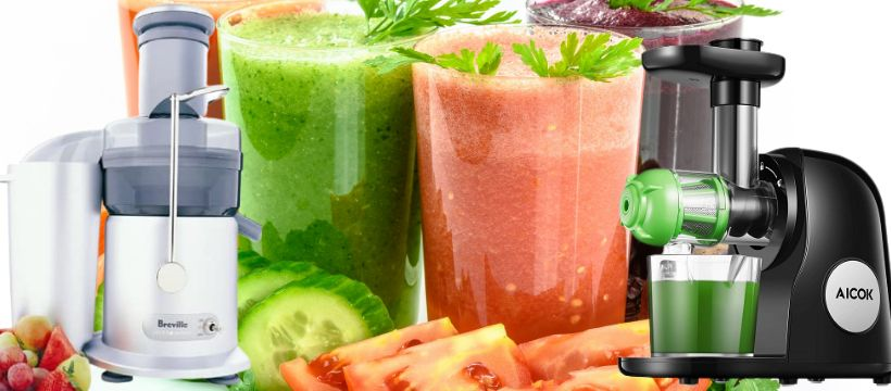 Fruits And Vegetables For Centrifugal Juicers