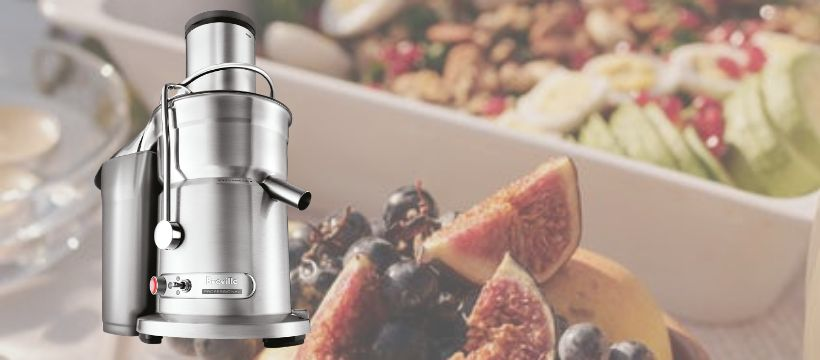 Breville Juice Fountain Elite Centrifugal Juicer Review