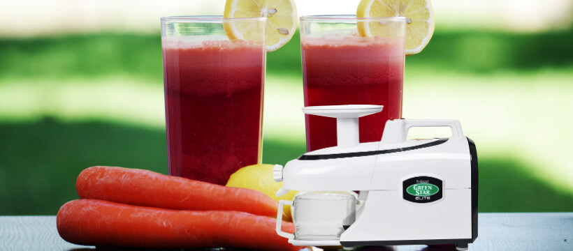 Tribest Green Star Juicer Review